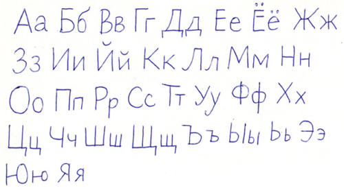Alexandra Korolkova: The relatively easy way to find out the quality of a Cyrillic typeface