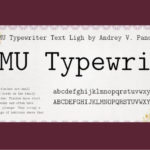 CMU Typewriter Text Light Computer Modern Typewriter Light