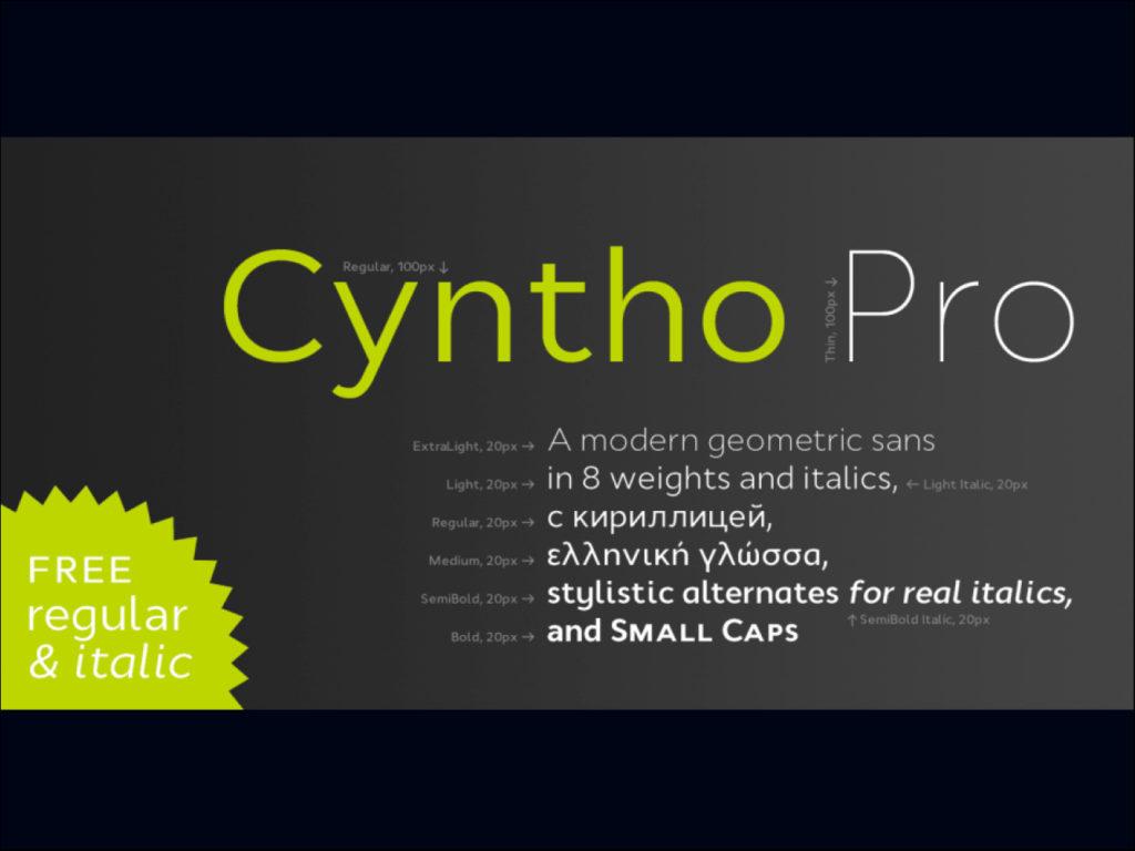 Cyntho Pro