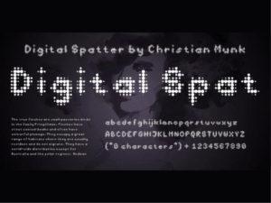 Digital Spatter