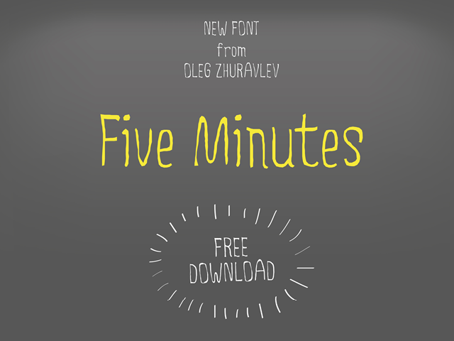 Five Minutes