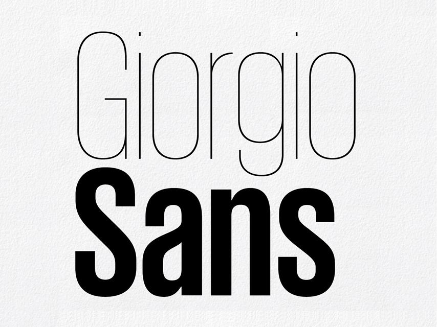 Greek characters of the Metropolis 1920 font FONTS Alphabet