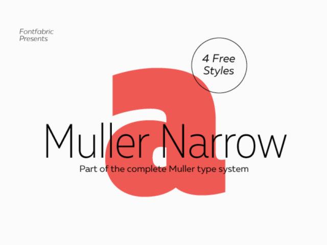Muller Narrow