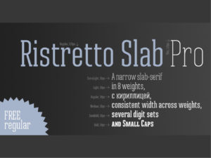Ristretto Slab Pro