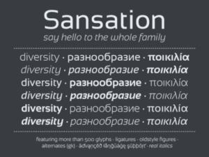 Sansation