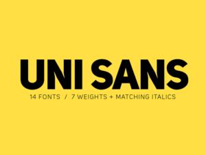 Uni Sans