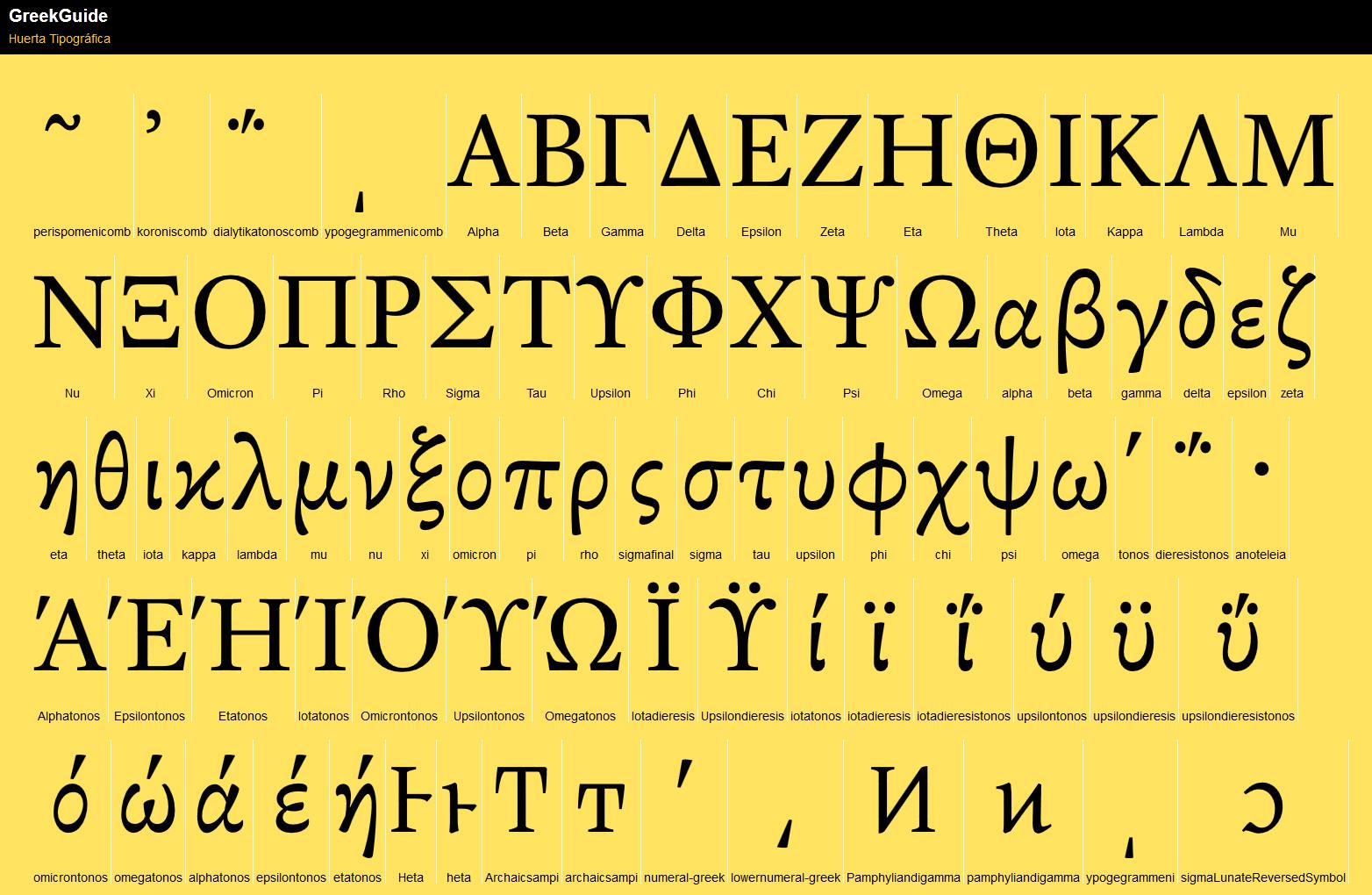 GreekGuide