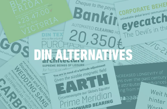 DIN Alternatives