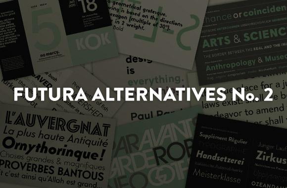 Font Alternatives | Local Fonts
