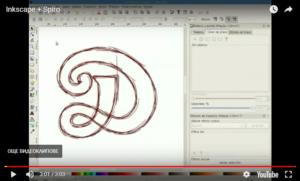 Inkscape + Spiro