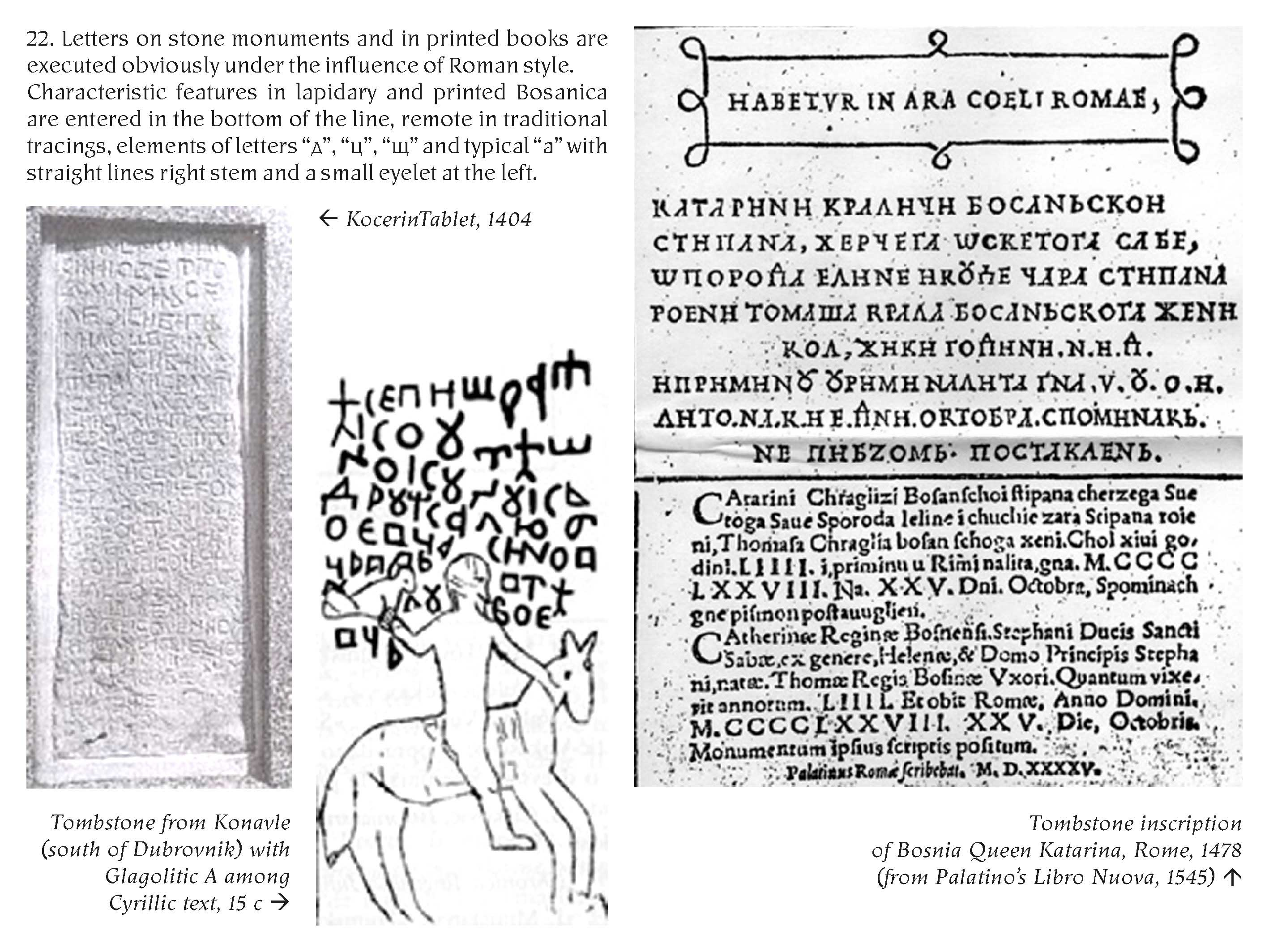 'Old Slavic alphabets and new fonts' by Viktor Kharyk