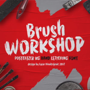 WORKSHOP Brush