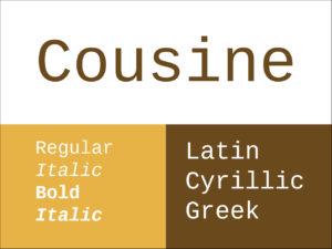 Cousine