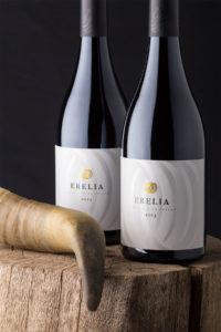 Erelia Wine Label Design by the Labelmaker