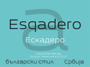 Esqadero