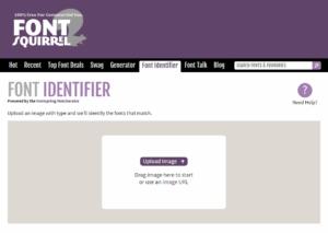 Font Identifier