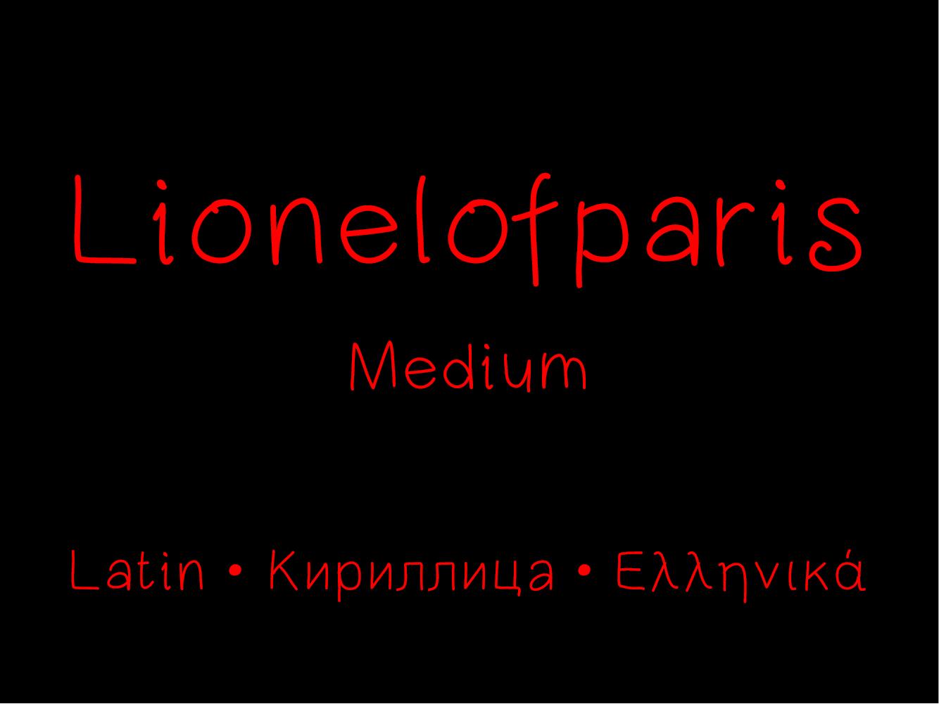 Lionelofparis