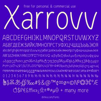 Xarrovv