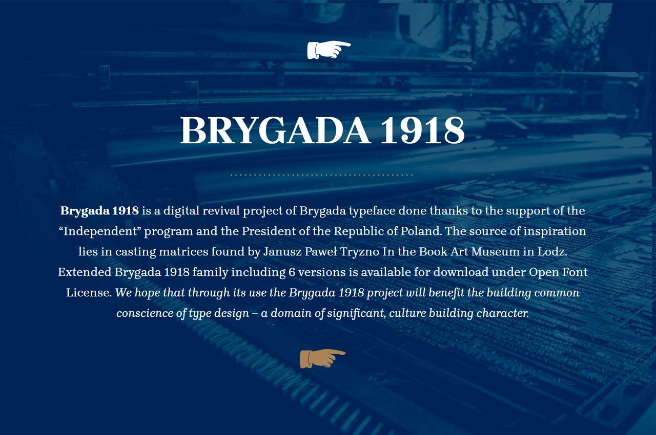 Brygada 1918