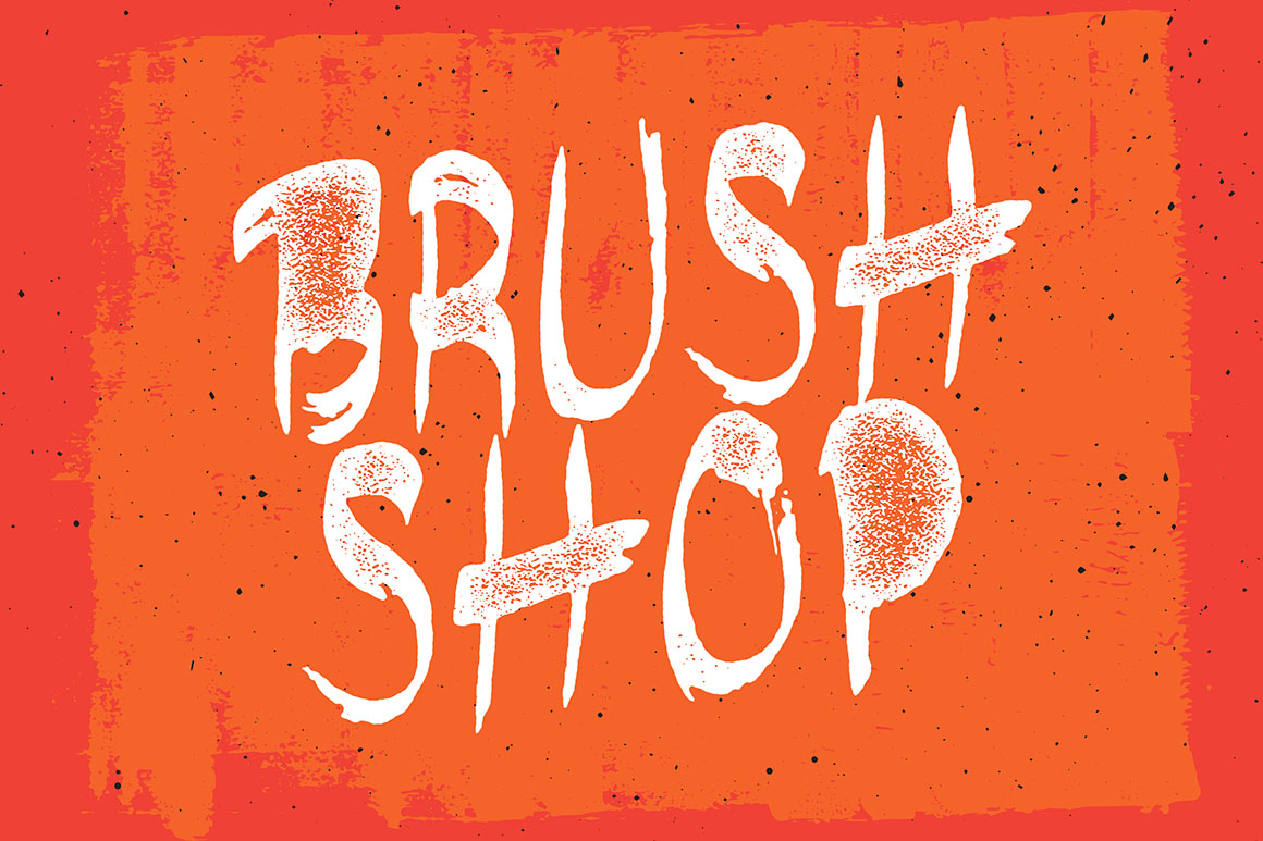 Brushshop