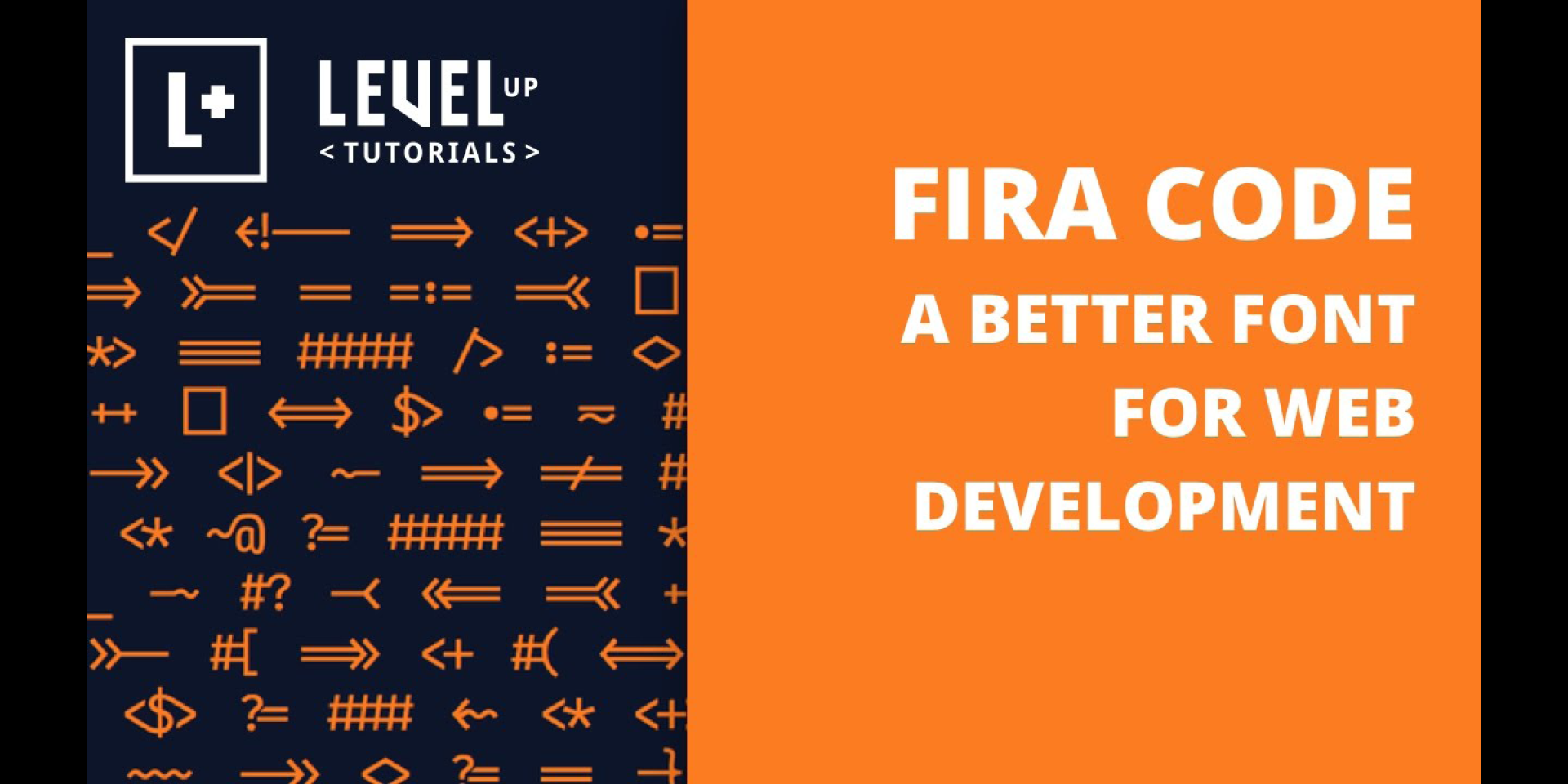Fira Code | Local Fonts