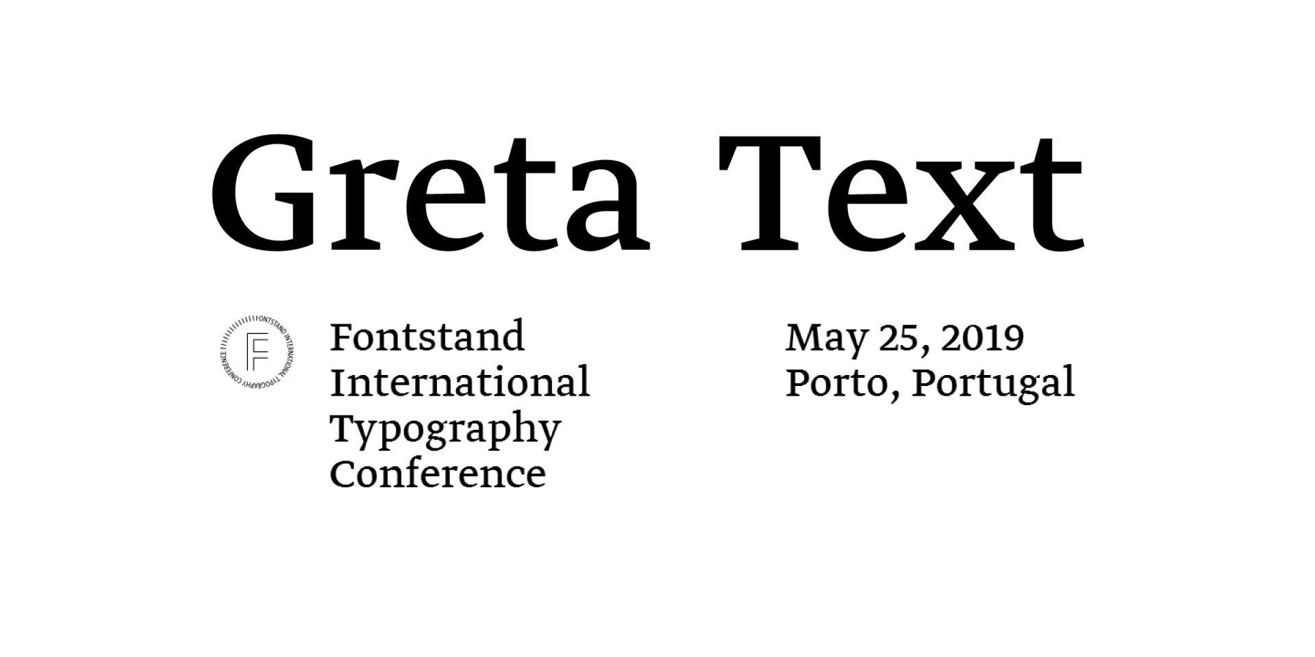 Greta Text
