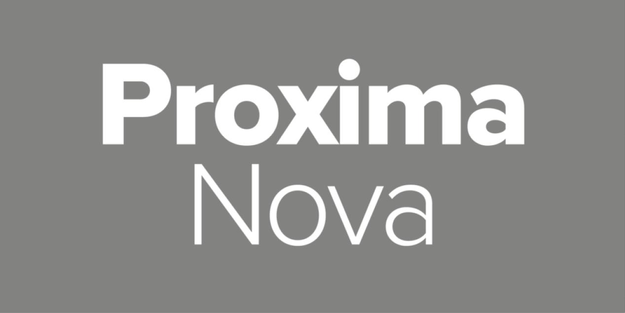 Proxima Nova