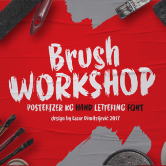 WORKSHOP Brush