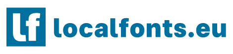 Localfonts Logo