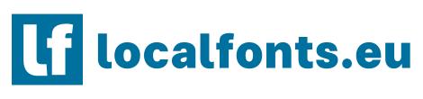 Localfonts Logo