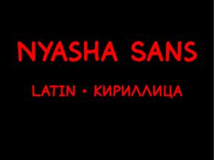 Nyasha Sans