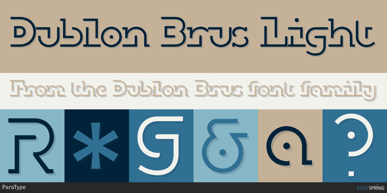 Dublon Brus
