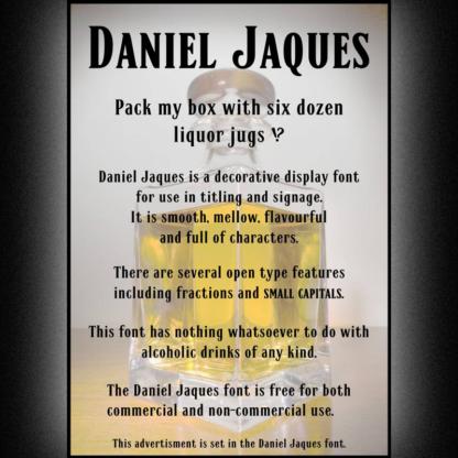 Daniel Jaques