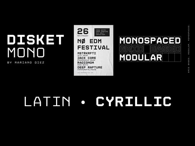 Disket Mono