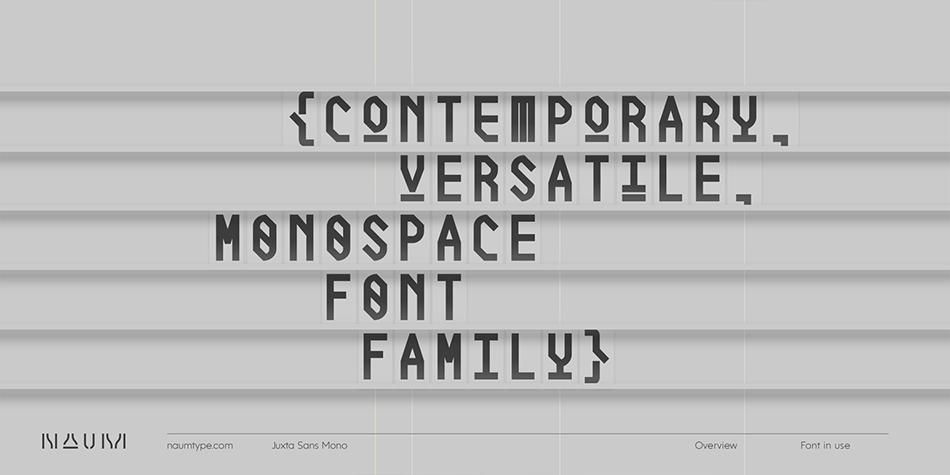 Juxta Sans