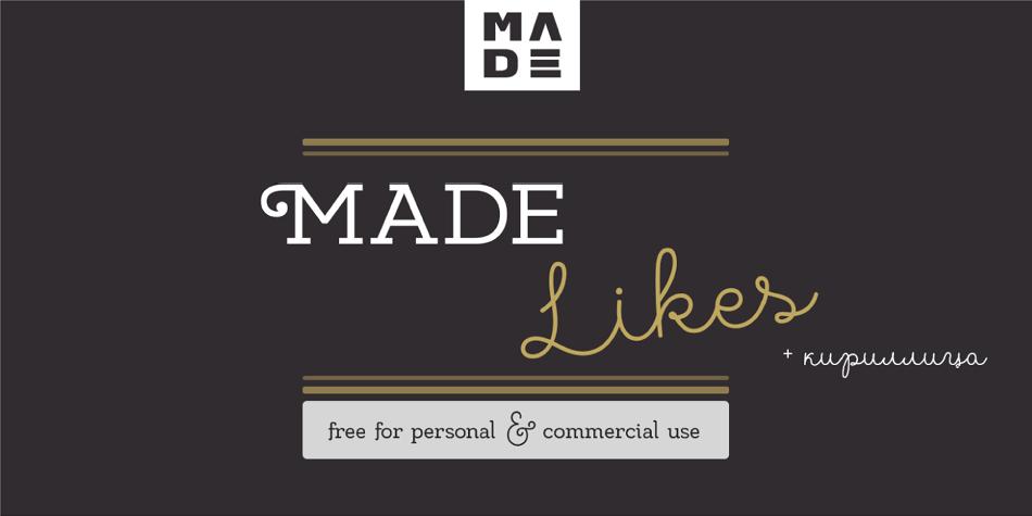MADE Likes