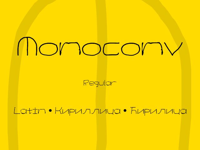Monoconv