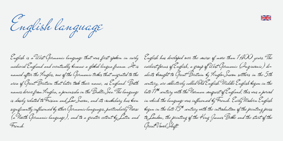 Nicoletta Script