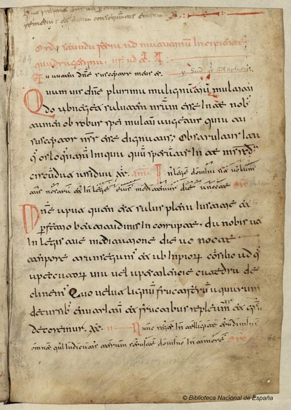 Breviarium mozarabicum