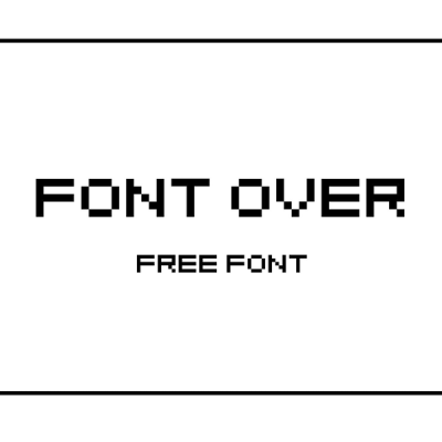 Font Over