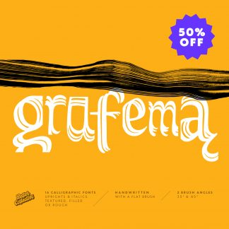 Grafema LC 50% discount
