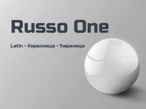 Russo One
