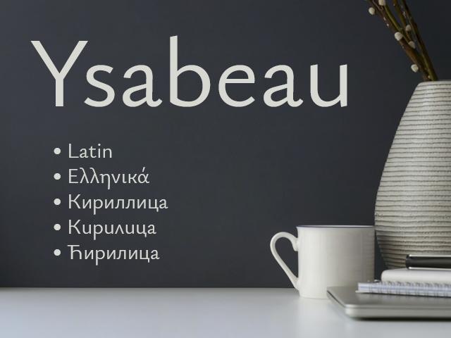 Ysabeau