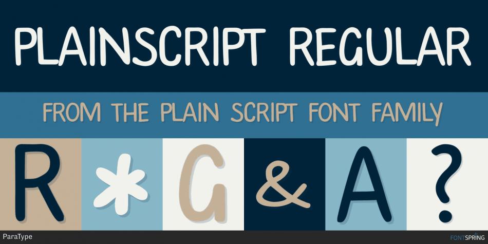 Plain Script