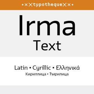 Irma Text