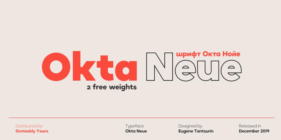 Okta Neue