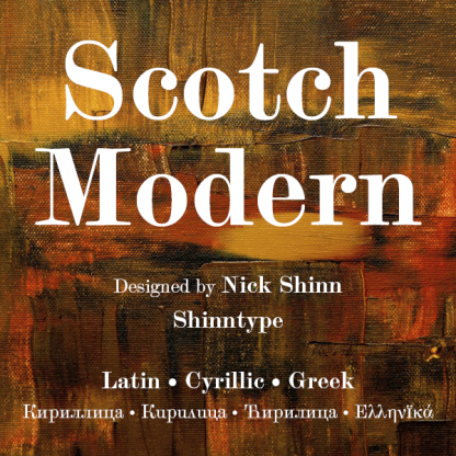 Scotch Modern