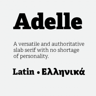 Adelle Greek