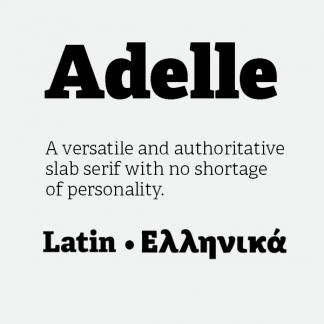 Adelle Greek