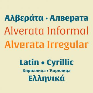 Alverata PanEuropean